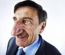 男人鼻子大什么意思